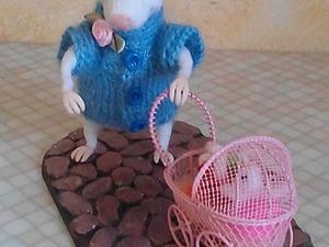 Мастерим декоративную подставку для миниатюр. Ярмарка Мастеров - ручная работа, handmade.
