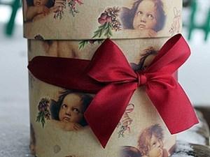 Как красиво сложить треугольную шаль для подарка. Ярмарка Мастеров - ручная работа, handmade.