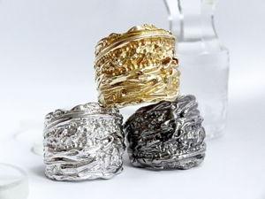 Превращение серебра в произведение искусства. Ярмарка Мастеров - ручная работа, handmade.