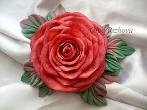 Короткое видео по обработке лепестков роз из ткани с помощью инструментов.. Ярмарка Мастеров - ручная работа, handmade.