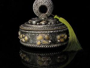 Дополнительные фото Шкатулки «Луминица». Ярмарка Мастеров - ручная работа, handmade.