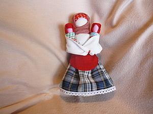 Народная кукла-оберег Мамка: мастер-класс. Ярмарка Мастеров - ручная работа, handmade.