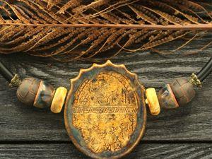 Новости: шаманские бубны и символы дружеской поддержки :). Ярмарка Мастеров - ручная работа, handmade.