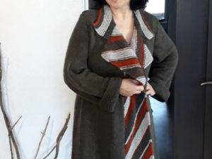 Новинка! Пальто  «шИк». Ярмарка Мастеров - ручная работа, handmade.