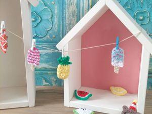 В стране игрушек поселились брошки. Ярмарка Мастеров - ручная работа, handmade.