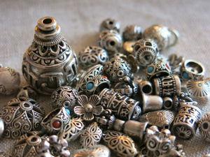 Тибетское серебро. Ярмарка Мастеров - ручная работа, handmade.