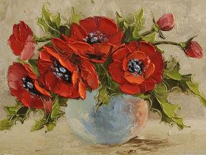 Для милых дам к празднику 8 Марта скидка 50% на готовые картины. Ярмарка Мастеров - ручная работа, handmade.