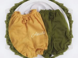 Акция на панталончики! — 25 % Набор!. Ярмарка Мастеров - ручная работа, handmade.