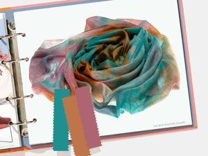 Самые модные цвета Pantone. Ярмарка Мастеров - ручная работа, handmade.