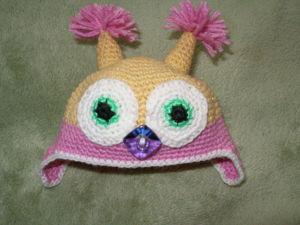 Вяжем для игрушки шапочку «Совунья». Ярмарка Мастеров - ручная работа, handmade.