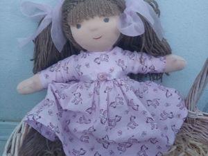 Распродажа вальдорфских кукол от 1500 руб. Ярмарка Мастеров - ручная работа, handmade.