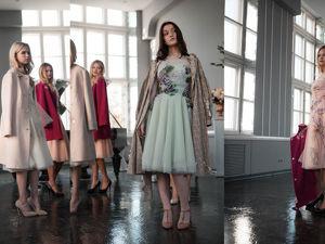 Fashion bitva. Digital показ Анна Лукьянова. Ярмарка Мастеров - ручная работа, handmade.