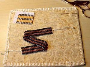 Как соткать браслет из бисера на станке к 9 Мая. Ярмарка Мастеров - ручная работа, handmade.