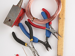Проволока без проволОчек. Часть 2: инструментарий для проволоки. Ярмарка Мастеров - ручная работа, handmade.