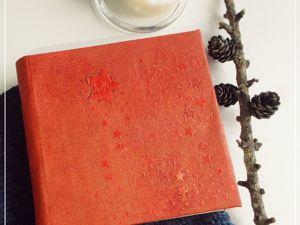 Рождественский альбом (и праздничная скидка на него). Ярмарка Мастеров - ручная работа, handmade.