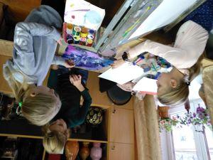 Занятие с детьми в ДХШ. Ярмарка Мастеров - ручная работа, handmade.