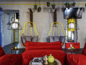 Не диваном единым: как оформить мягкую зону в гостиной?. Ярмарка Мастеров - ручная работа, handmade.