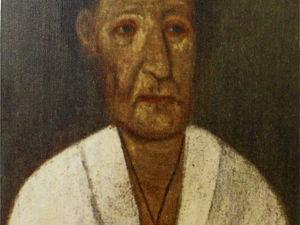 Прижизненный портрет святой блаженной Ксении Петербургской. Ярмарка Мастеров - ручная работа, handmade.