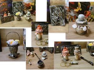 Набор для зельеварения. Ярмарка Мастеров - ручная работа, handmade.