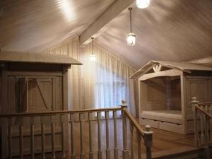 Когда чернила на бумаге оживают и превращаются в настоящий домик-кровать. Ярмарка Мастеров - ручная работа, handmade.
