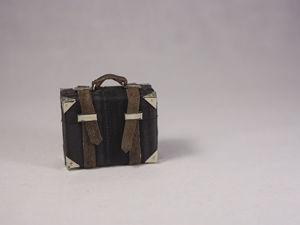 Мастерим чемодан для куклы. Ярмарка Мастеров - ручная работа, handmade.