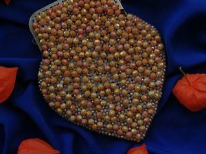 Сумочка  «Honey Peach». Ярмарка Мастеров - ручная работа, handmade.