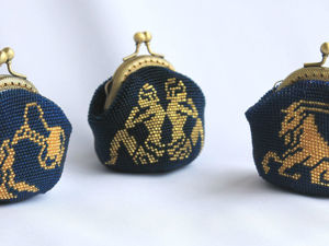 Видео мастер-класс: осваиваем вязание бисером. Как придать форму монетнице?. Ярмарка Мастеров - ручная работа, handmade.