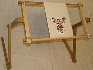 Станок для вышивания своими руками. Ярмарка Мастеров - ручная работа, handmade.