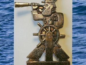 Отдаю брошь Морячка всего за 350 руб. Ярмарка Мастеров - ручная работа, handmade.