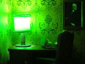 Делаем работающую настольную лампу для румбокса. Ярмарка Мастеров - ручная работа, handmade.