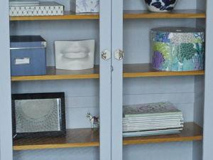 Как старый шкаф переделать в стильный предмет интерьера. Ярмарка Мастеров - ручная работа, handmade.
