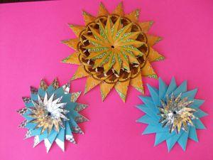 Как Сделать Оригами Мандалу из бумаги. Ярмарка Мастеров - ручная работа, handmade.