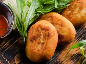 Куда деть кукурузную муку, кроме каши? Печь мчади и можно не идти за хлебом. Ярмарка Мастеров - ручная работа, handmade.
