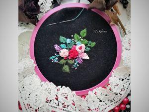 Дело моё — вышивание!. Ярмарка Мастеров - ручная работа, handmade.
