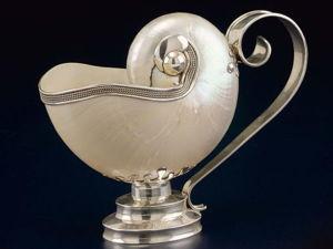 Чаши-наутилусы 17— 18 века. Ярмарка Мастеров - ручная работа, handmade.