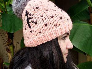 Вяжем шапку Christmas Tree Hat. Ярмарка Мастеров - ручная работа, handmade.