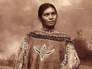 What the Indigenous Women of North America Looked Like: Vintage Photos of Indian Girls. Livemaster - handmade