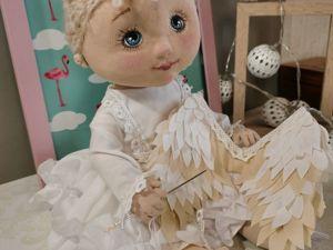 Крылья ангела. Ярмарка Мастеров - ручная работа, handmade.