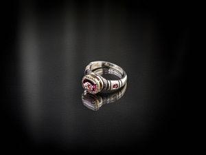 Видео кольца со шпинелью из Бирмы. Ярмарка Мастеров - ручная работа, handmade.
