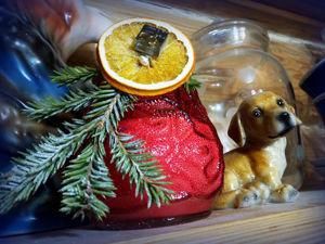 Новый год дома: радуем свои 5 чувств!. Ярмарка Мастеров - ручная работа, handmade.