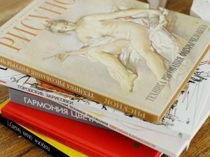 8 книг по основам академического рисунка. Ярмарка Мастеров - ручная работа, handmade.