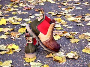 Одна пара хорошей  обуви лучше чем три пары плохих. Ярмарка Мастеров - ручная работа, handmade.