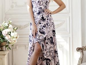 Аукцион на Летнее легкое платье! Старт 2000 руб.!. Ярмарка Мастеров - ручная работа, handmade.