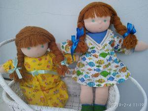 Распродажа вальдорфских кукол! от 1700 руб. Ярмарка Мастеров - ручная работа, handmade.