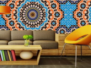A Moroccan Style Fairy-Tale, or a Trendy Brand in Interior Design. Livemaster - handmade