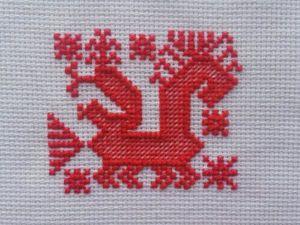 Правила создания обережной вышивки. Ярмарка Мастеров - ручная работа, handmade.