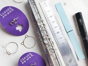 Как определить свой размер кольца. Ярмарка Мастеров - ручная работа, handmade.