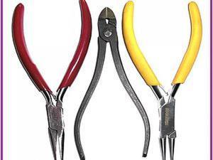 Основы сборки бижутерии: выбираем инструменты. Ярмарка Мастеров - ручная работа, handmade.