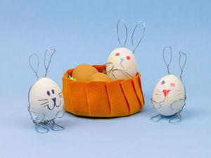 Как сделать подставку для яиц своими руками. Пасхальный декор. DIY/Видео мастер-класс. Ярмарка Мастеров - ручная работа, handmade.