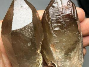 Раухтопаз — минерал душевного равновесия. Ярмарка Мастеров - ручная работа, handmade.